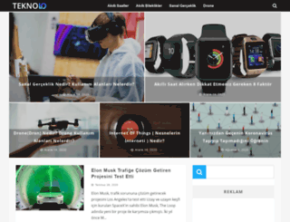 teknolo.com screenshot
