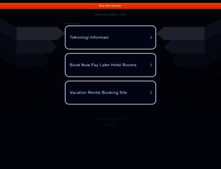 teknologiku.info screenshot
