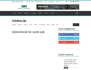 teknoloji.uzmani.org screenshot
