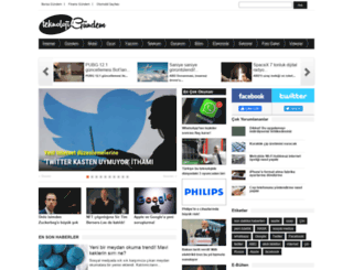 teknolojigundem.com screenshot