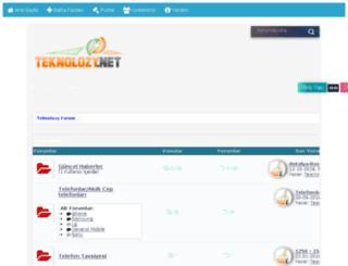 teknolozy.net screenshot