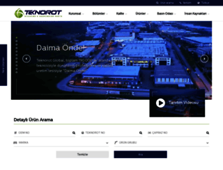 teknorot.com screenshot