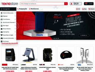 teknostore.com screenshot