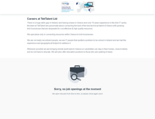 tektalent-ltd.workable.com screenshot