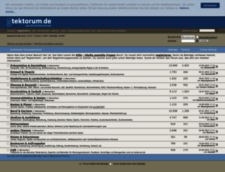 tektorum.de screenshot