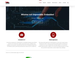 tektronic.ro screenshot