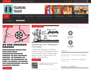 telanganatalkies.com screenshot