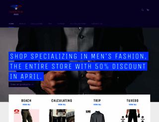 telanipostore.com.br screenshot