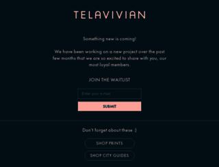 telavivian.com screenshot