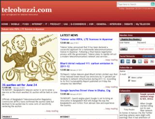telcobuzzi.com screenshot