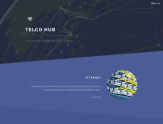 telcohub.net screenshot