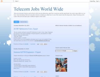 telcopkjobs.blogspot.com screenshot