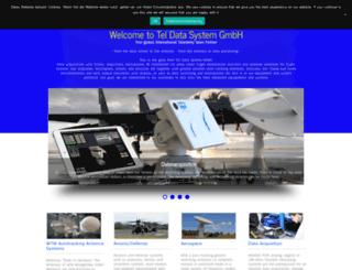 teldatasystem.de screenshot