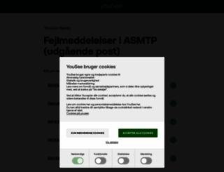 tele.dk screenshot