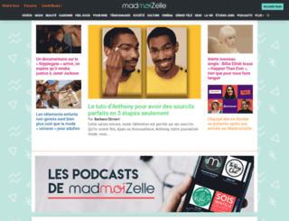 tele.madmoizelle.com screenshot