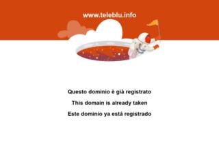 teleblu.info screenshot