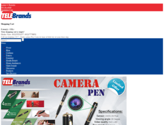 telebrands.pk screenshot