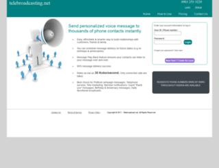 telebroadcasting.net screenshot