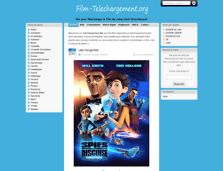 telechargement-film.org screenshot