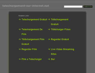 telechargement-sur-internet.net screenshot