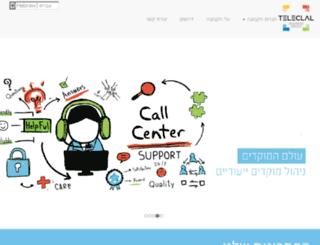 teleclal.com screenshot