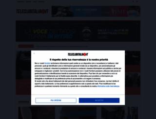 teleclubitalia.it screenshot