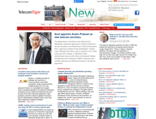 telecomtiger.com screenshot