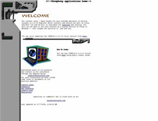 telecosoft.com screenshot