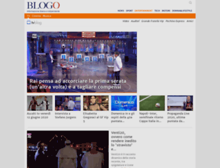 teledicoio.blogosfere.it screenshot