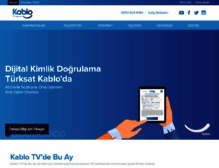 teledunya.net screenshot