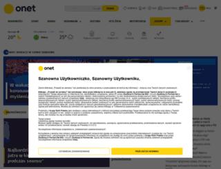 teledyski.onet.pl screenshot