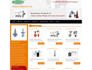 telefloindia.com screenshot