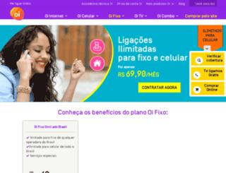 telefoneoifixo.com.br screenshot