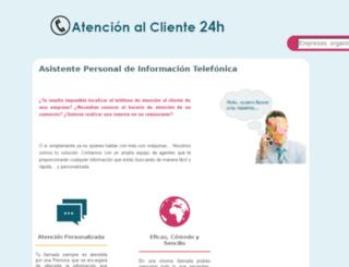 telefono-ayuda.com screenshot