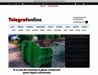 telegrafonline.ro screenshot