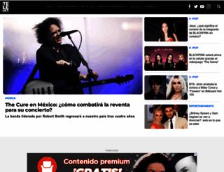 telehit.com.mx screenshot
