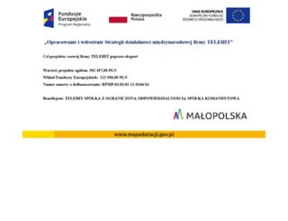telehit.com.pl screenshot