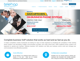 telehop.biz screenshot