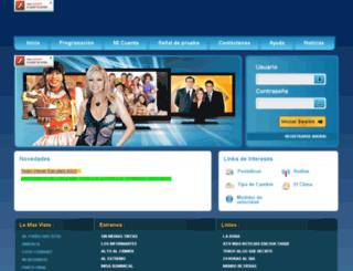 teleimagen.tv screenshot