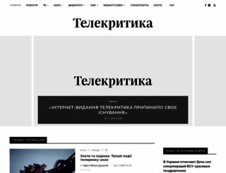 telekritika.ua screenshot