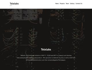 telelabs.in screenshot