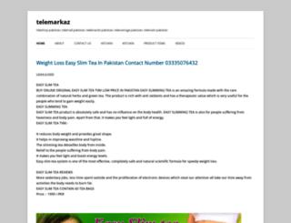 telemarkaz.wordpress.com screenshot