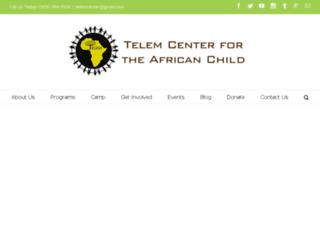 telemcenter.org screenshot