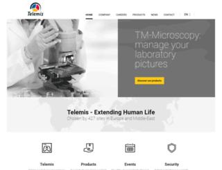 telemis.com screenshot