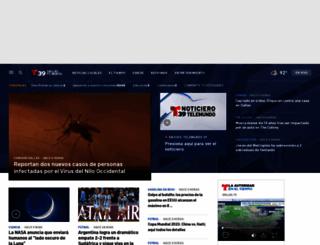 telemundodallas.com screenshot