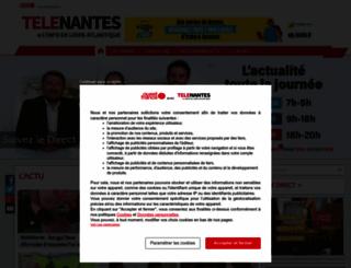 telenantes.com screenshot