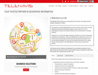 telenavis.com screenshot