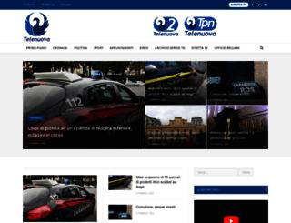 telenuova.tv screenshot
