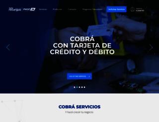 telerecargas.com.ar screenshot