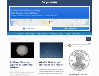 telescopes.skymania.com screenshot